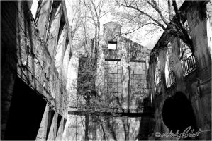Abandoned Carbide Mill XI by NRT