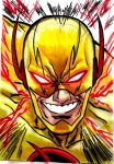 Reverse Flash W by nic011