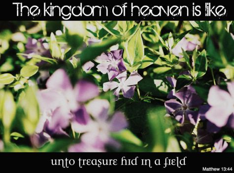 The Kingdom of Heaven by inhonoredglory