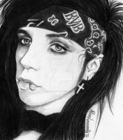 Andy Biersack. by AliceLovzansky