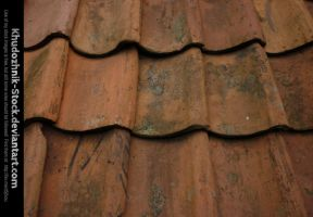 Roof Tiles stock #02 by Khudozhnik-Stock