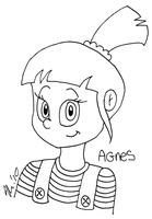 30 Day Challenge - Agnes by melissaduck