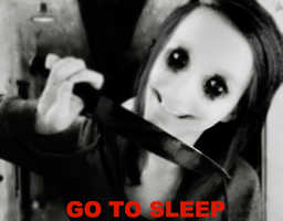 Shut Up And Go To Sleep! by KylexLacy