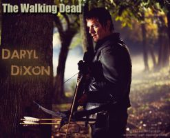 The Walking Dead - Daryl Dixon by LassiterSarcasm