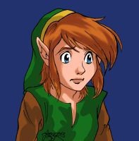 Link: Link to the Past manga by bratchny