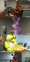 Five Nights at the Office by TheImperialCombine