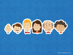 Family Vector Icons by KellerAC