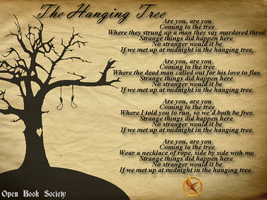 The Hanging Tree Wallaper by urmyedwardcullen