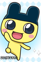 Tamagotchi-Mametchi by Dog89330