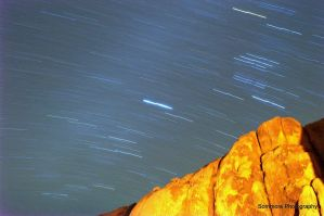 Star Trails by Sommore
