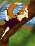 Holo hanging out by kingofthedededes73