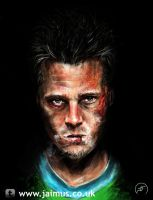 Fight Club: Tyler Durden by Jaimus