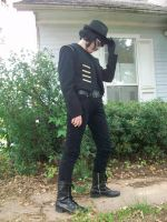 Michael Jackson Costume 8 by GEW42