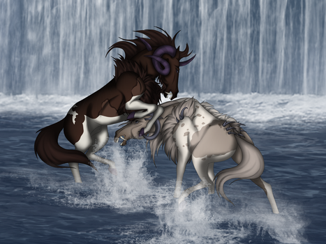 Seasonal Quests - May - Prompt 1 by Thunder-Seeker