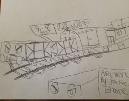 Rolling stock Request by WolfGang-Jake