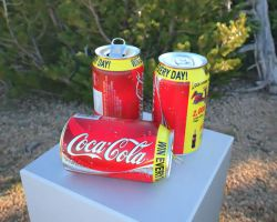 Coke Cans by TheBigDaveC