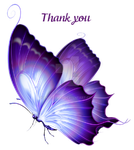 Thank you purple by bast4cats