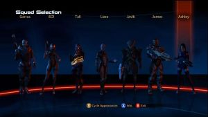 Mass Effect 3 - Squad Armor 4 by Revan654