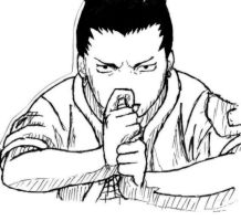 Shikamaru by forever-is-overrated