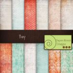 Bay- paper street designs by paperstreetdesigns