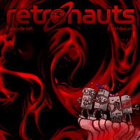 Retronauts Cover 10: Earthbound by P5ych