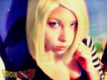 DBZ: Android 18 cosplay by undercreed-genesis