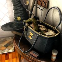 Witch Purse by Iconograph