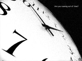 Running out of time by MelAnn