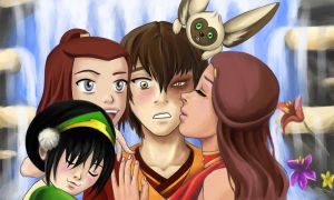 Everybody Loves Zuko by AngieVX