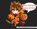 Why everyone loves chibis? by LoOlly-POop