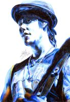 Synyster Gates by tll-bam