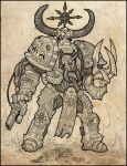 Chaos Terminator by McGibs