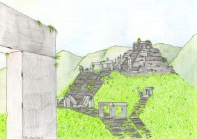 Aztec Ruins by Rok3OVERLORD