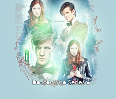 Doctor Who Series 6 Layout by razerblade-10