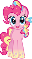 Rainbowfied Pinkie Pie Hug by MeganLovesAngryBirds