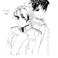 Roy X Riza 2 by Joanther