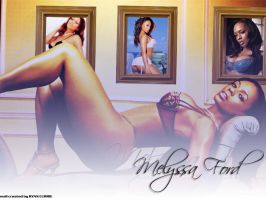 Melyssa Ford by ryancurrie