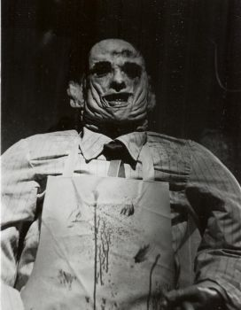 Leatherface by then-comes-dudley