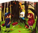autumn leaves by coffeebandit