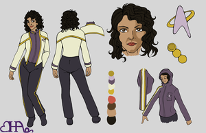 Starfleet Officer Reference by Heart-of-Amethyst