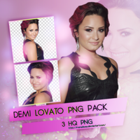PNG Pack (28) Demi Lovato by IremAkbas