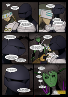 DU: Omega Rising: Chapter III: No More page 3 by Markus-MkIII