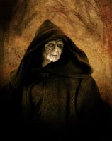 Emperor Palpatine - dark side by guzes