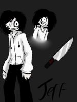 Jeff The Killer by Desy017