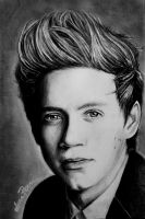 Niall Horan by Bluecknight