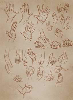 Hands by ProxyIllustration