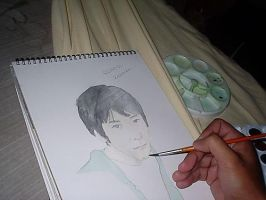 painting nino by eugeneforever2003