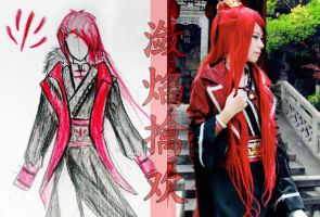 Traditional's style 2 by oscanN