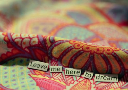 Leave me here to dream by Fatooome
