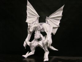 Origami Dragon by alin463